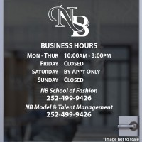 NB School of Fashion / Model & Talent Management